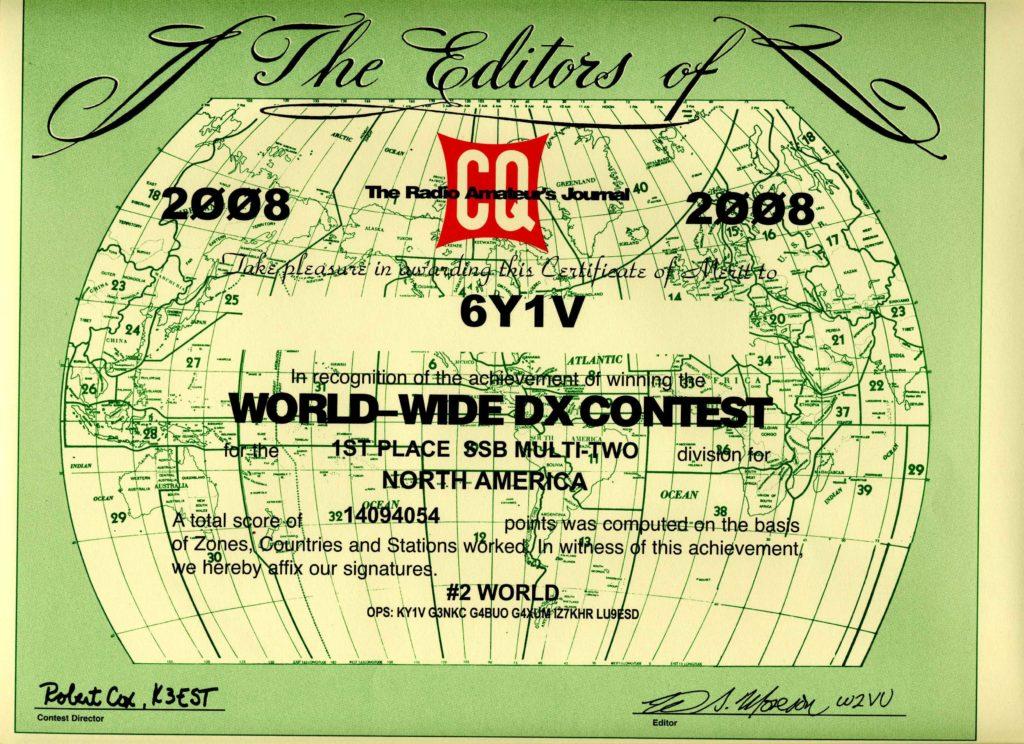 CQWWSSB_2008_Certificate